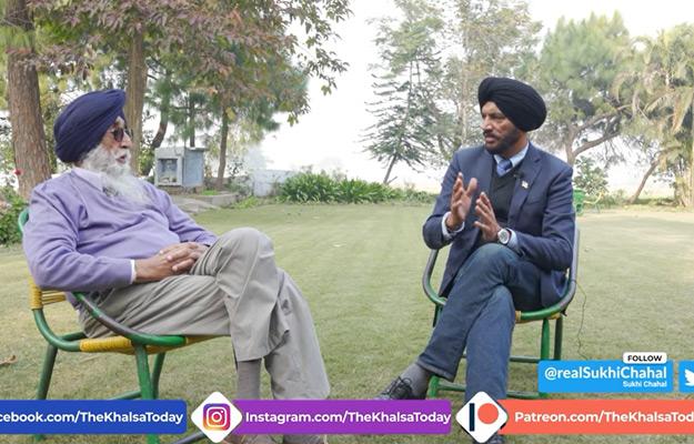 Interview with Sardar Simranjit Singh Mann, Part-1